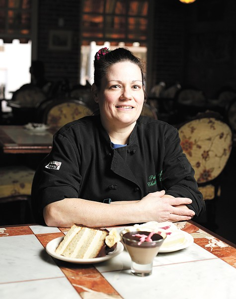 Pastry chef Christie Sutton has been baking sweet treats for nearly two decades. |YOUNG KWAK PHOTO
