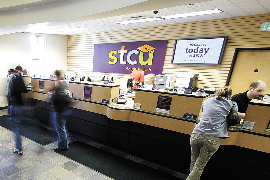 STCU boasts some 175,000 members