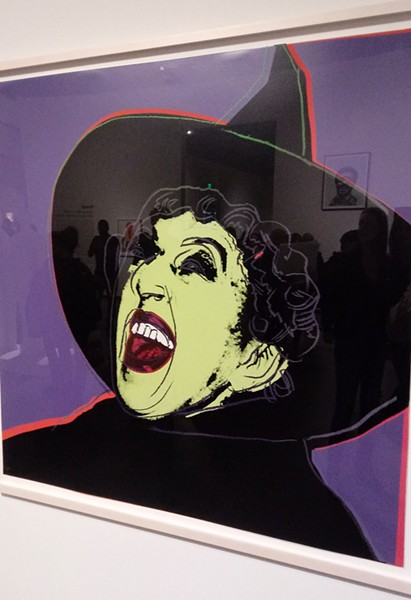 Andy Warhol's Witch - DAN NAILEN
