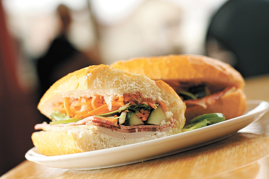 No word just yet on when Vien Dong's beloved banh mi will return. - YOUNG KWAK