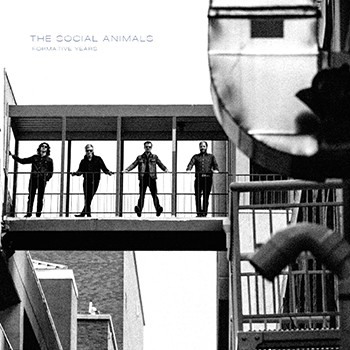 The Social Animals' EP Formative Years
