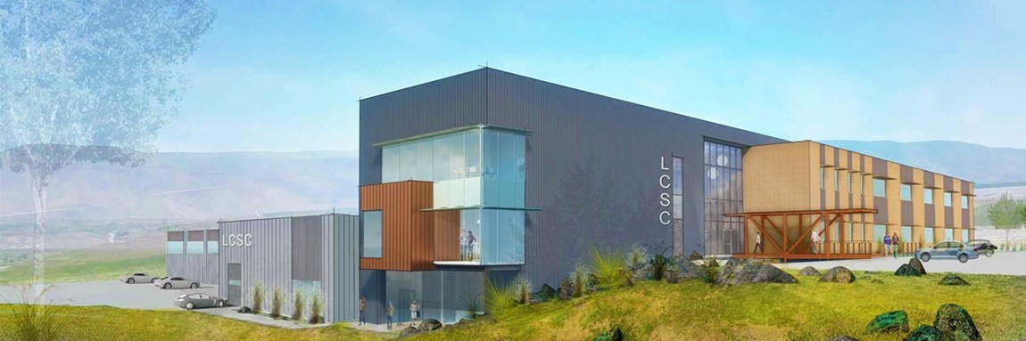 A rendering of what the new Career and Technical Education center could look like. It's expected to be built on the LCSC campus by 2020. - LEWIS-CLARK STATE COLLEGE NEWS RELEASE
