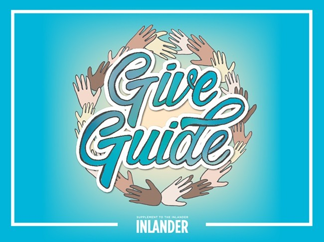 OUR 2017 GIVE GUIDE ARTWORK