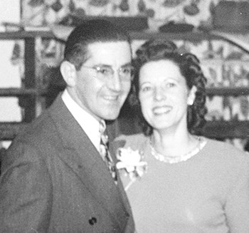 Joe and Alice Peirone
