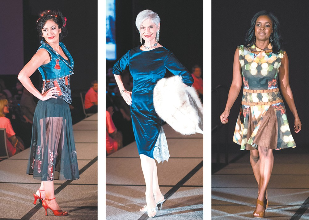 Spokane Fashion Designers Turn Thrift Store Finds Into New Designs For The 11th Runway Renegades Show Arts Culture Spokane The Pacific Northwest Inlander News Politics Music Calendar