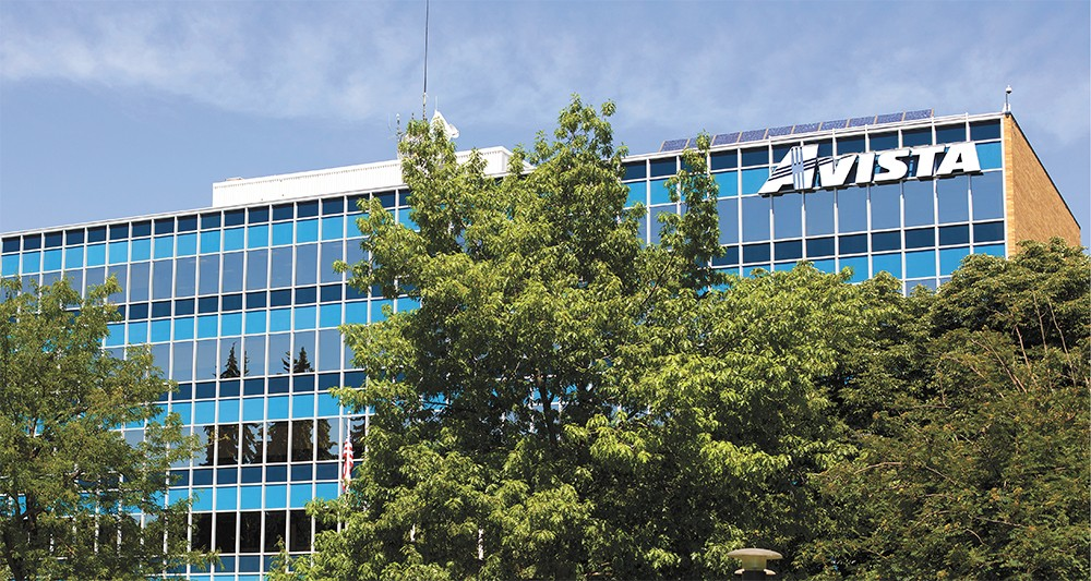 Avista's headquarters would stay in Spokane under a proposed merger. - YOUNG KWAK