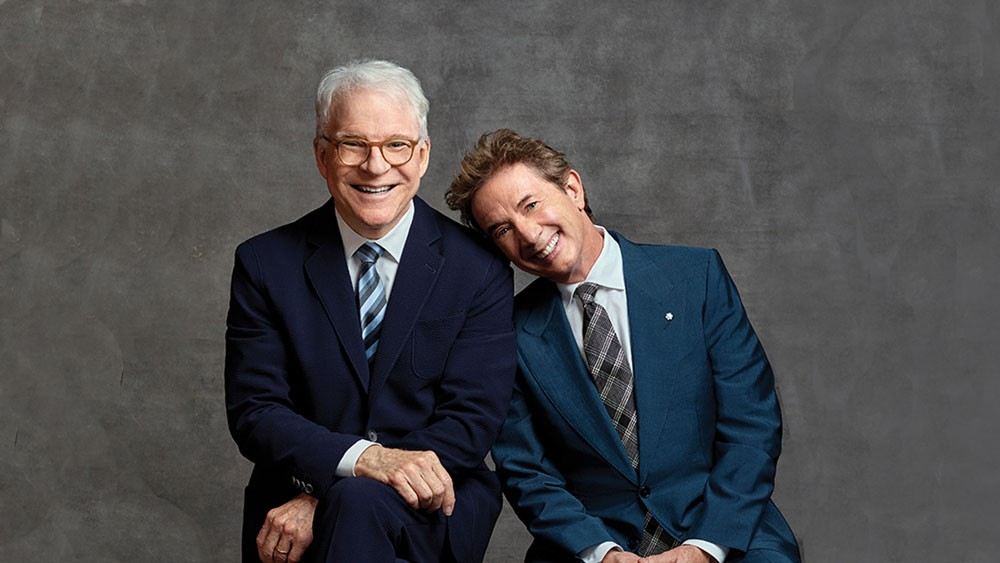 CONCERT REVIEW: Steve Martin and Martin Short prove some comedy is timeless