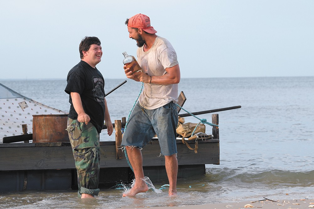 A man with Down syndrome has dreams of wrestling stardom in the warm fable The Peanut Butter Falcon
