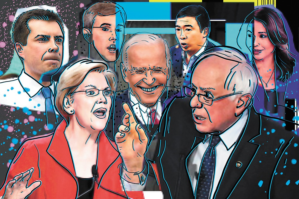 The tepid Democratic debates beg the question: Will any of the candidates bring the dignity needed to win?