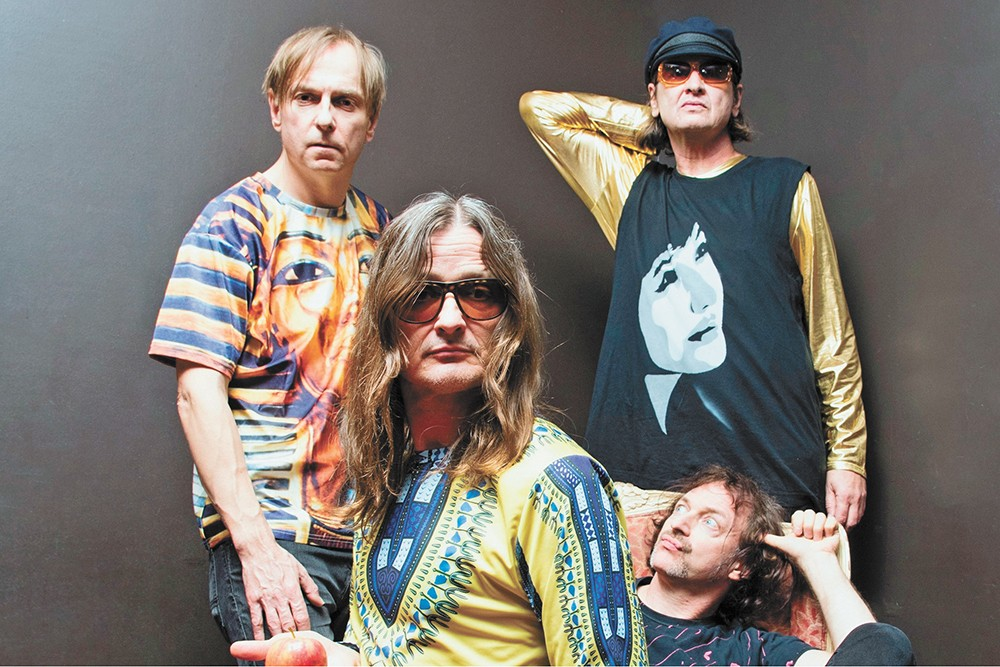 Power-pop heroes Redd Kross are back with a great new album and their longest tour in decades