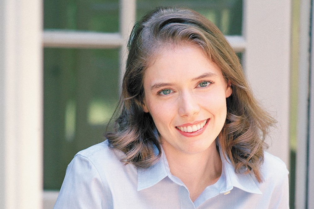 Spokane Is Reading Hosts Author Madeline Miller Whose