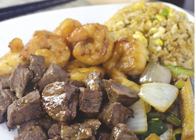 Hibachi Steak available during The Great Dine Out