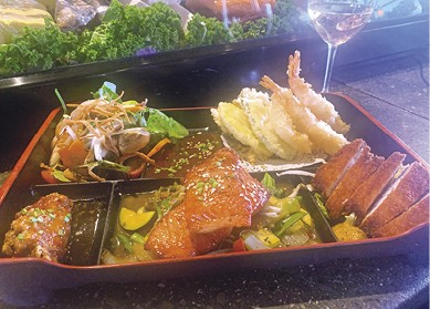 BENTO available during The Great Dine Out