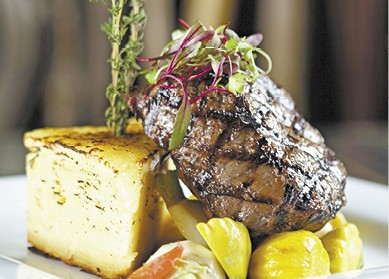 Filet Mignon available during The Great Dine Out