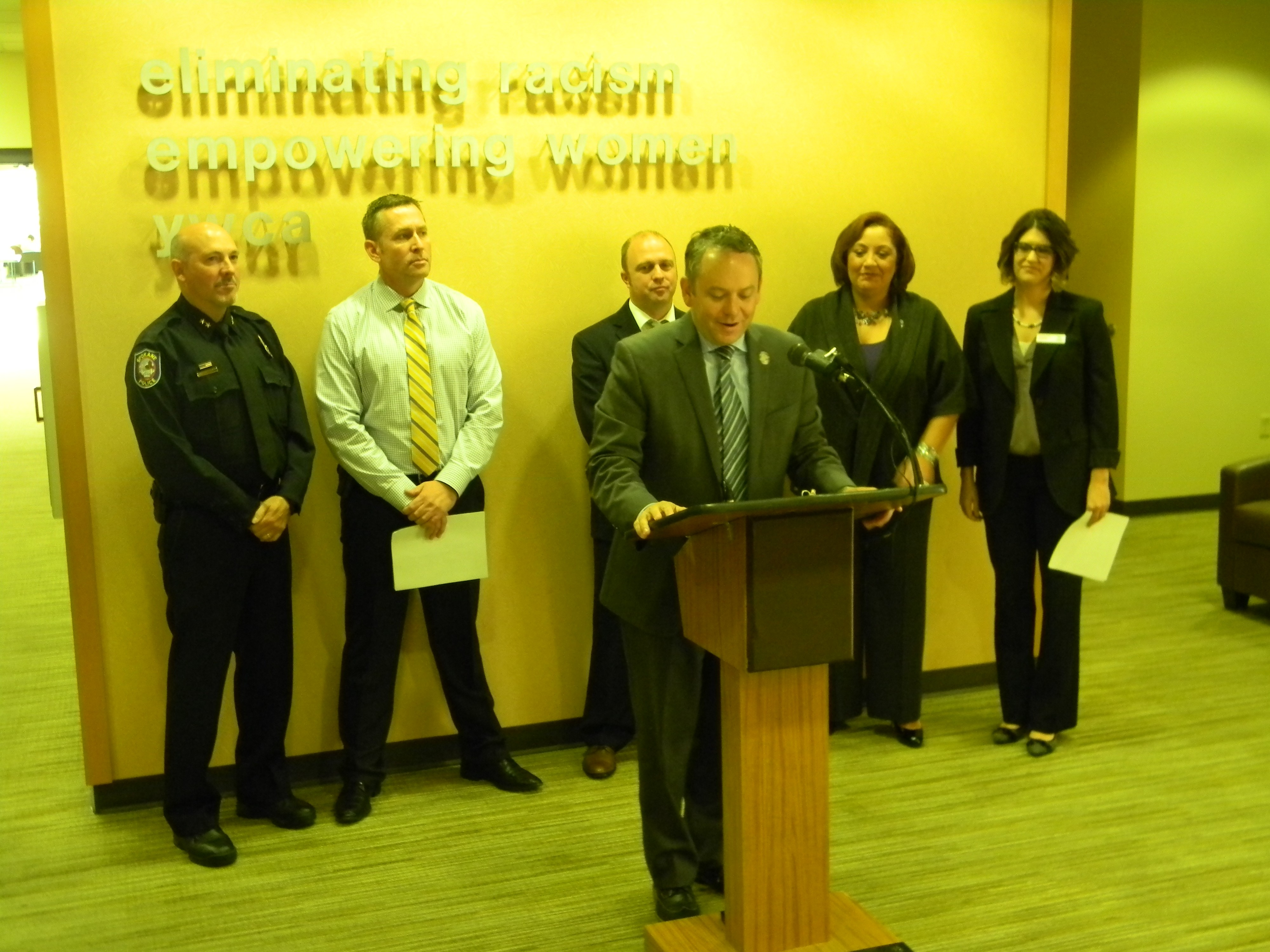 Officials say Family Justice Center is helping with ...
