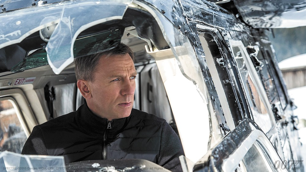 James Bond, 21st century version.