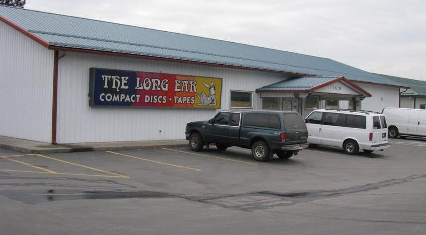 In with the new: the Long Ear's soon-to-be-opened location on Government Way.