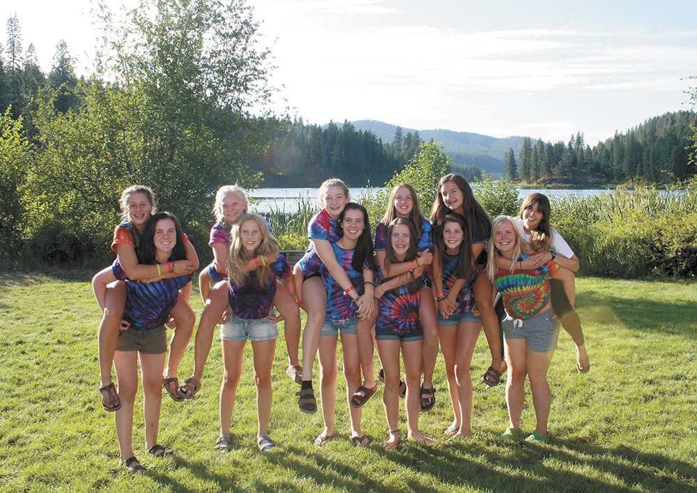 Summer camps for teens spokane county