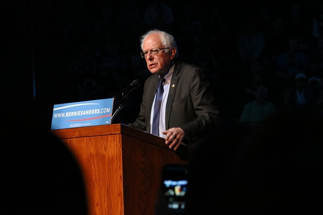 Bernie Sanders wants a debate before the California primary.