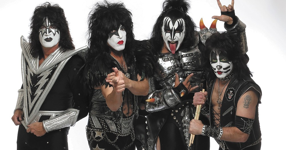 KISS hits Spokane Arena July 15.