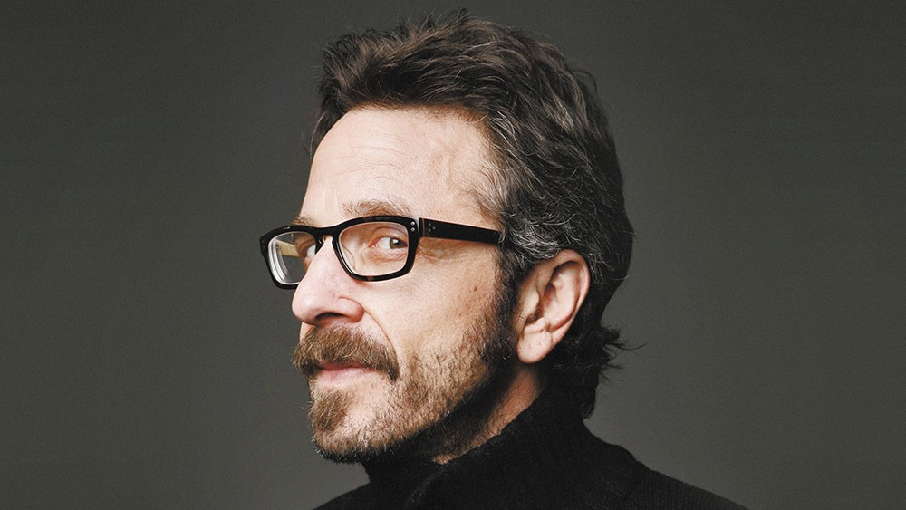 Marc Maron has been perfecting a stand-up career for half of his life.