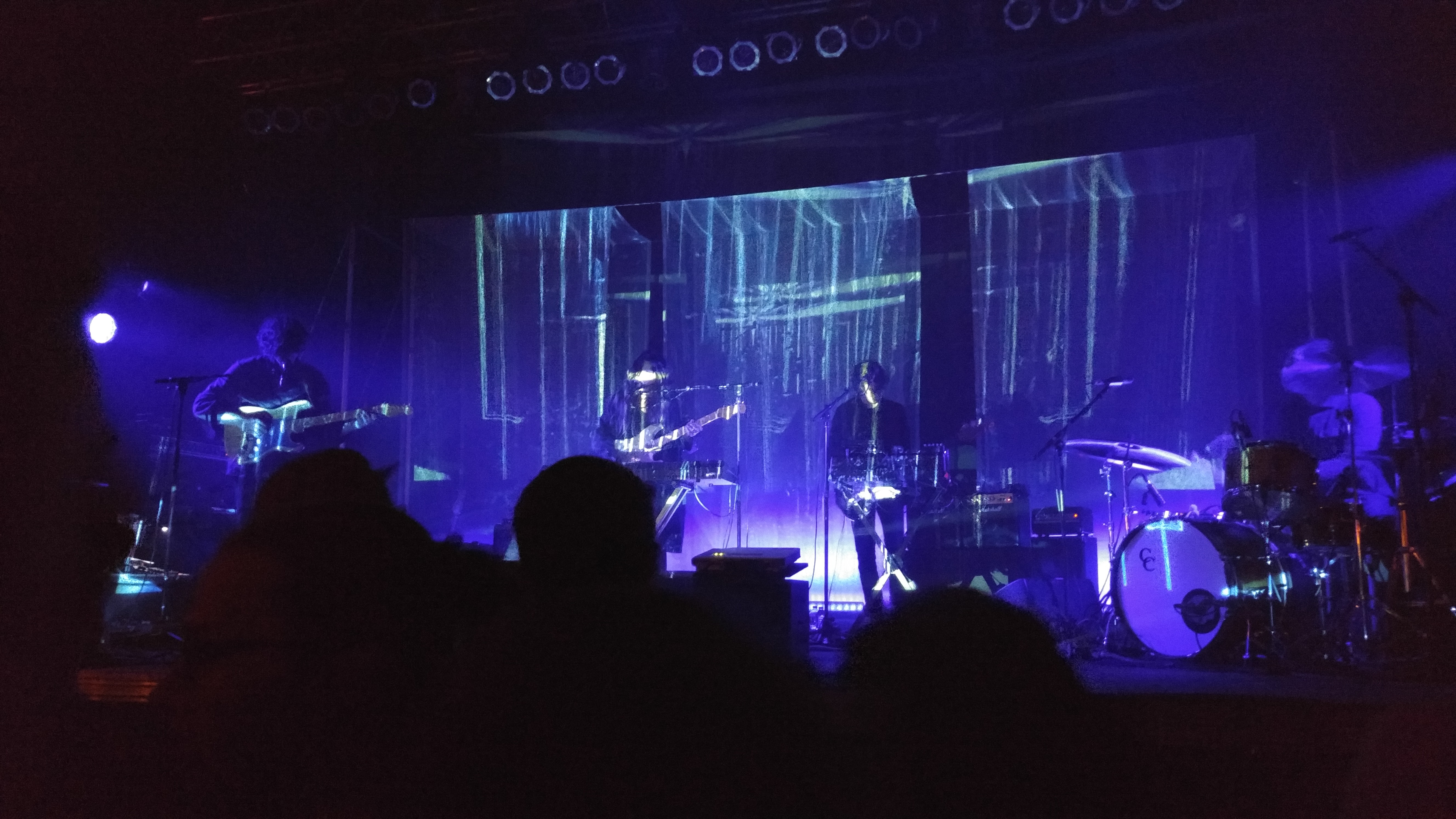 CONCERT REVIEW Beach House inspires dreamy introspection at the