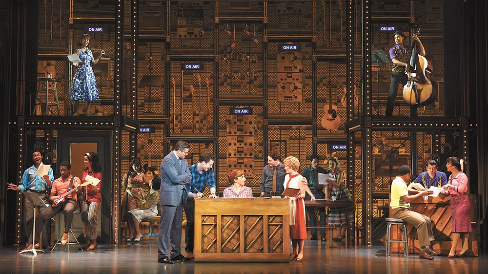Beautiful: The Carole King Musical celebrates the career of one of pop music's most legendary songwriters.