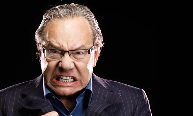 Lewis Black performs at Northern Quest Resort and Casino on March 19.