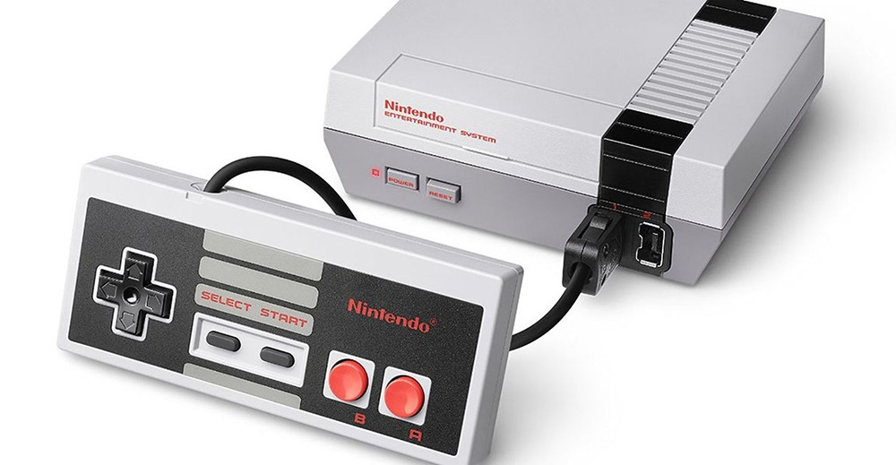 """The Nintendo Entertainment System is back via the NES """"Classic Edition"""""""