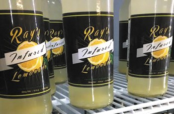 Ray's Infused Lemonade