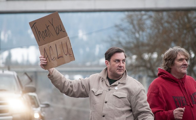 City Council President Ben Stuckart voted to oppose a religious registry last night - DANIEL WALTERS