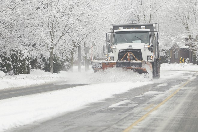 Snowplowing strategy is just one of the things Spokane is addressing with new focus on the city streets.