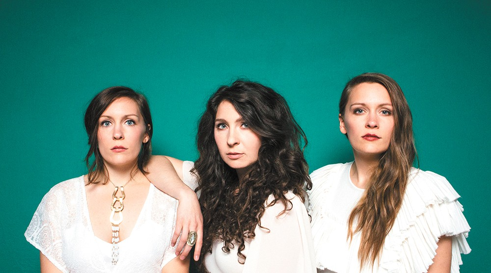 The Closner sisters, known collectively as Joseph. - EBRU YILDIZ PHOTO