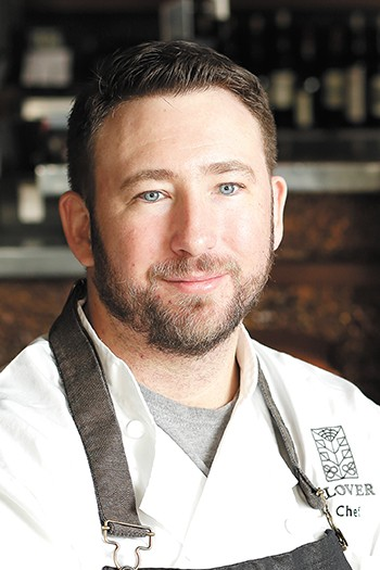 Clover Chef Travis Dickinson is participating in Crave! NW. - YOUNG KWAK