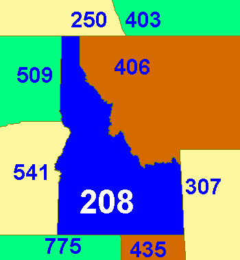 Idahoans will soon have to remember another area code and dial all 10 digits when making calls.