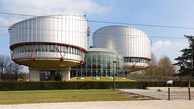The European Court of Human Rights, based in Strasbourg, France. - CC BY-SA 3.0