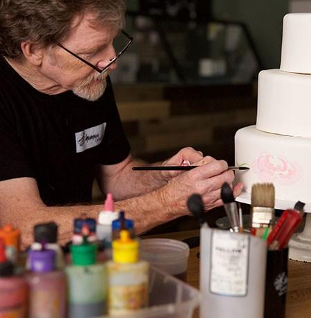 Jack Phillips, owner of Masterpiece Cakeshop - MASTERPIECE CAKESHOP PHOTO