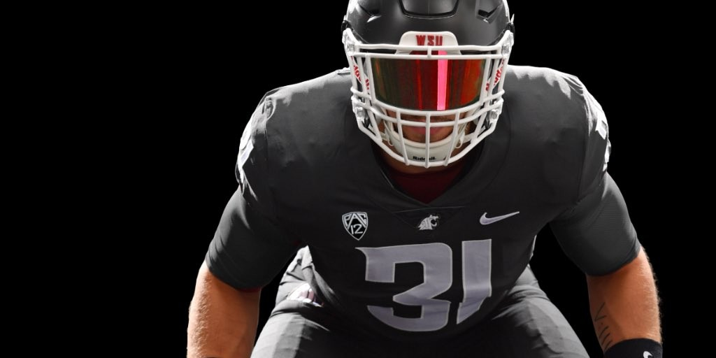 Tonight, the Cougars will be clad in new uniforms notable for their lack of crimson and abundance of dark gray. - WSU ATHLETICS