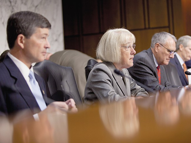 Sen. Patty Murray, D-Wash., worked with Sen. Lamar Alexander, R-Tenn., to strike a deal.