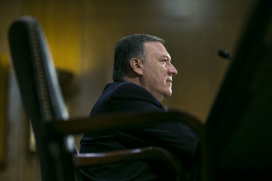 Mike Pompeo, the CIA director, would become Secretary of State under a new proposal. - AL DRAGO/THE NEW YORK TIMES