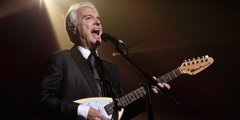 Talking Heads' David Byrne is set to make his Sasquatch! debut this year.