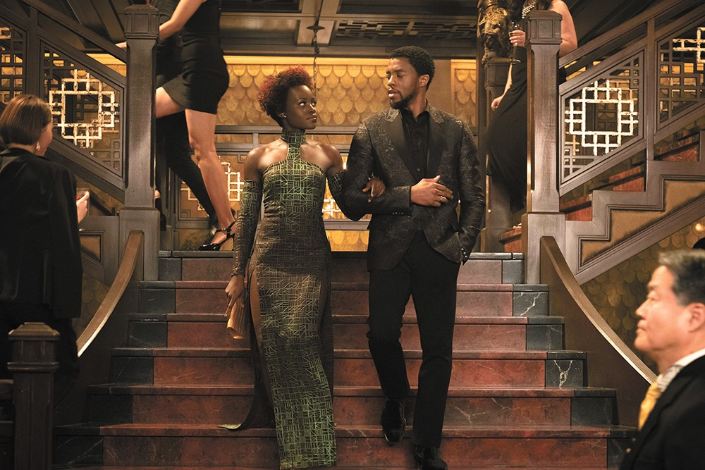 Image result for black panther film