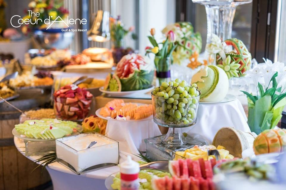 Awesome Entree Where To Bring The Family For Easter Brunch This Beutiful Home Inspiration Papxelindsey Bellcom