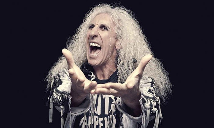 Dee Snider, former leader of Twisted Sister, headlines a show in Airway Heights Saturday.