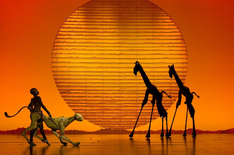 Disney's The Lion King returns as part of Best of Broadway's 2018-19 season. - JOAN MARCUS