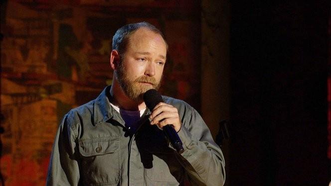 Kyle Kinane headlines the Spokane Comedy Club Thursday through Saturday.