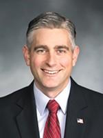 Former state Sen. Michael Baumgartner, now the Spokane County treasurer