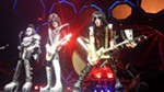 The show touched on all eras of KISS's career.