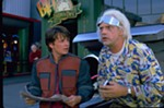 We've almost arrived at <i>Back to the Future II</i> day