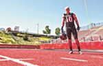 EWU's Cooper Kupp continues quest for immortality against Cal Poly Mustangs Saturday
